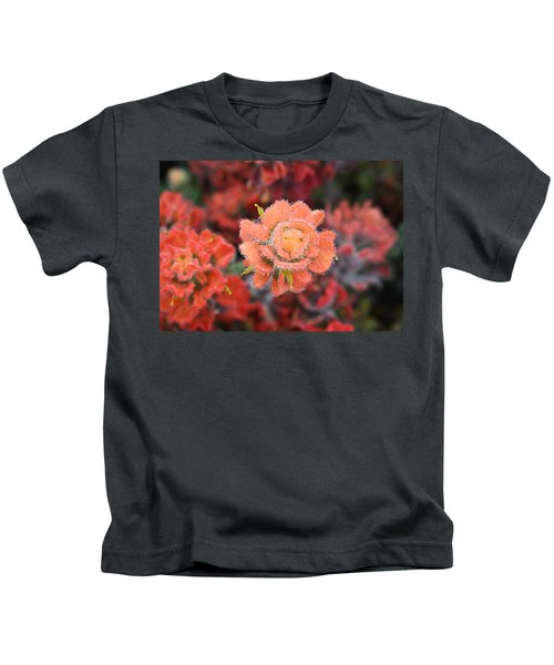 Coastline Color Kids T-Shirt