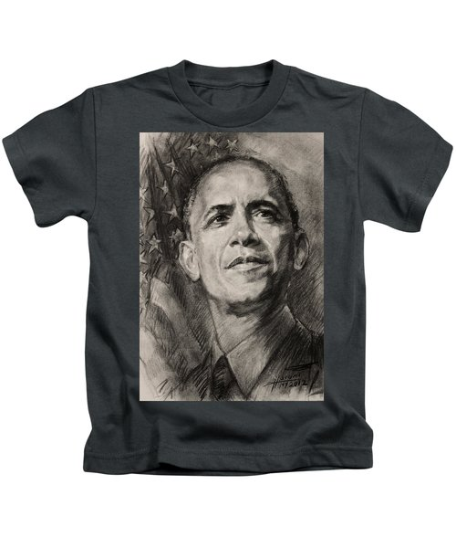 Commander-in-chief Kids T-Shirt