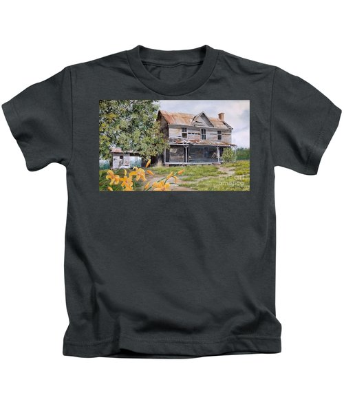 Days Gone By...sold Kids T-Shirt