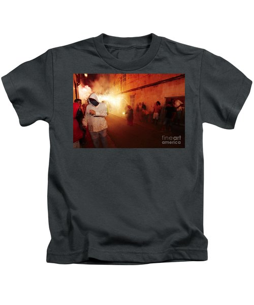 Demons In The Street Kids T-Shirt