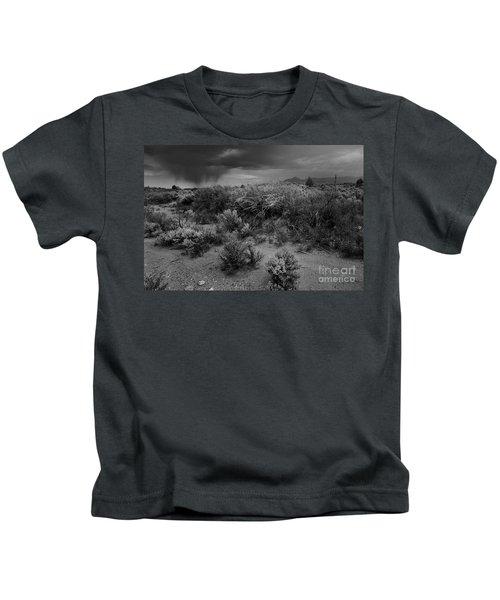 Distant Shower Kids T-Shirt
