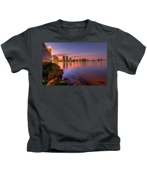 Evening Warmth Kids T-Shirt