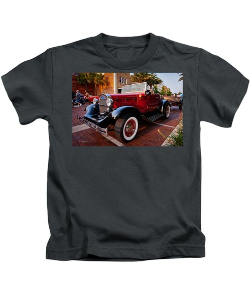 Ford Roadster Kids T-Shirt