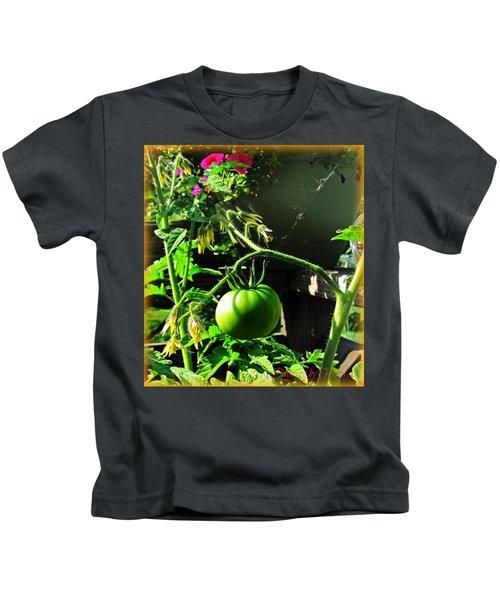 Green Tomatoes Kids T-Shirt