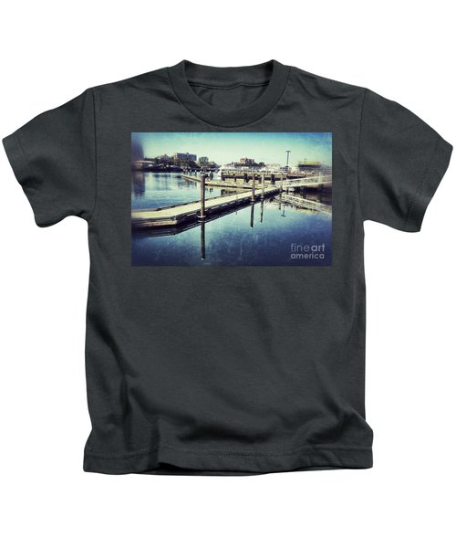 Harbor Time Kids T-Shirt