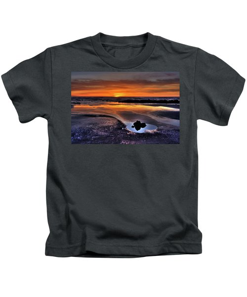 Heart Of The Central Coast Kids T-Shirt