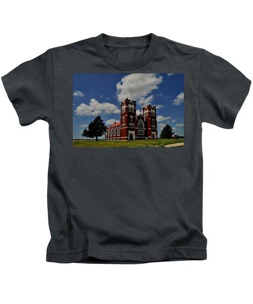 Heavenly Sky Kids T-Shirt