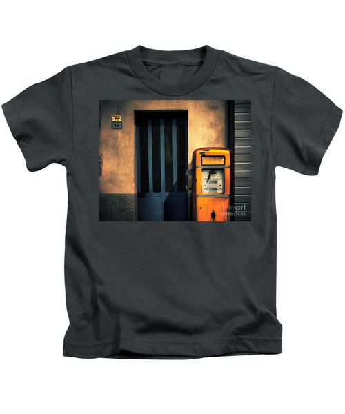 Italian Gasoline Kids T-Shirt