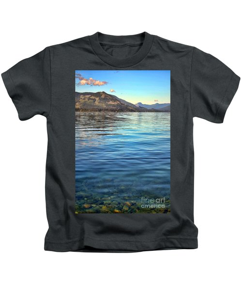 Lake Cowichan Bc Kids T-Shirt