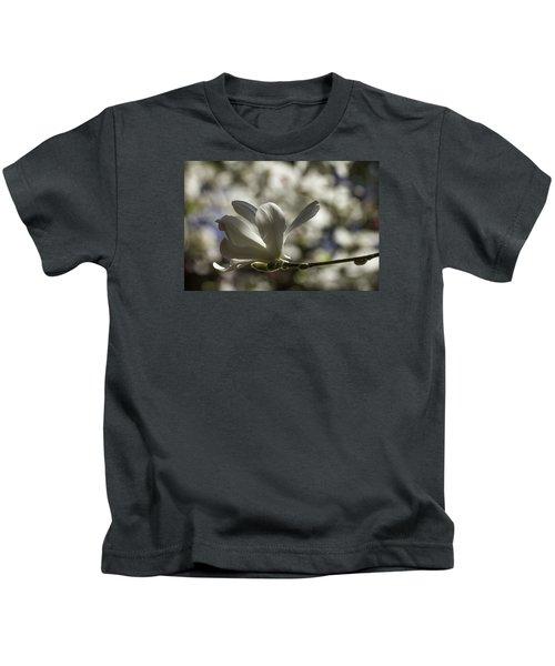 Magnolia X Loebneri  Merrill. Kids T-Shirt