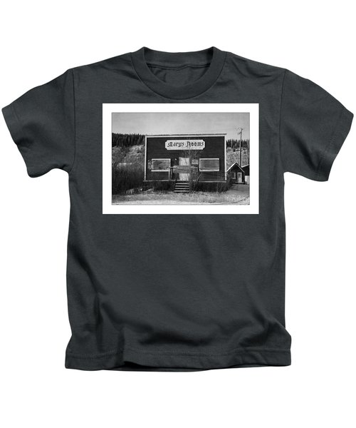 Mary's Rooms Kids T-Shirt