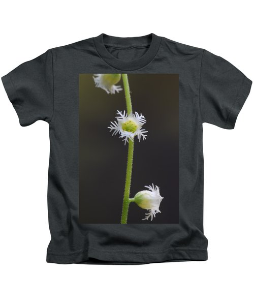 Miterwort Flowers Kids T-Shirt