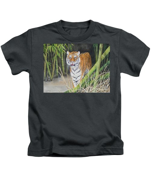 On The Prowl  Sold Prints Available Kids T-Shirt