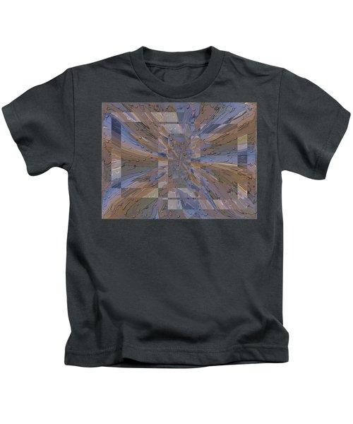 Rainy Day Portal 1 Kids T-Shirt