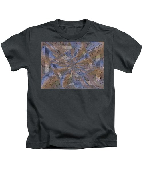Rainy Day Portal 2 Kids T-Shirt