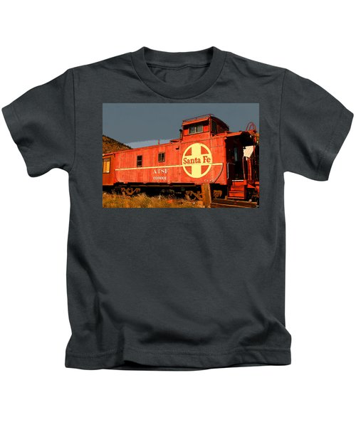 Red Caboose Kids T-Shirt