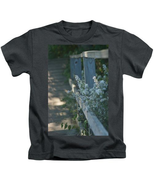 Reedsburg Dam Kids T-Shirt