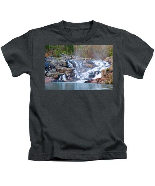 Rocky Falls Kids T-Shirt