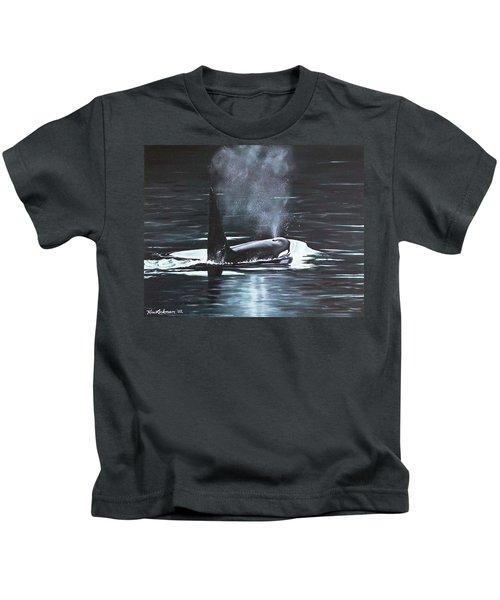 San Juan Resident Kids T-Shirt