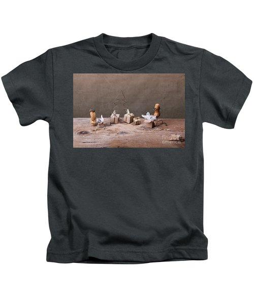 Simple Things - Christmas 05 Kids T-Shirt