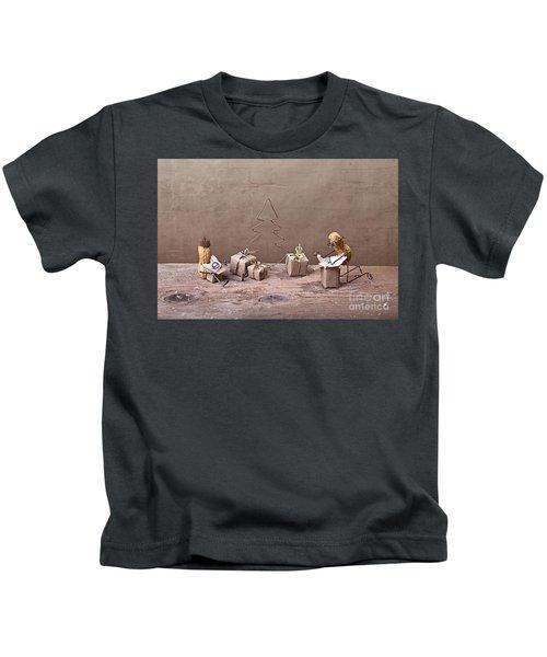 Simple Things - Christmas 08 Kids T-Shirt