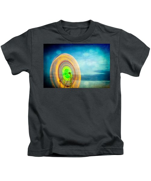 Spinning 2 Kids T-Shirt