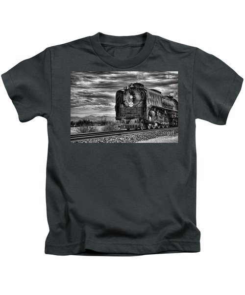 Steam Train No 844 - Iv Kids T-Shirt