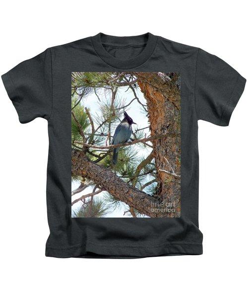 Stellar's Jay Kids T-Shirt