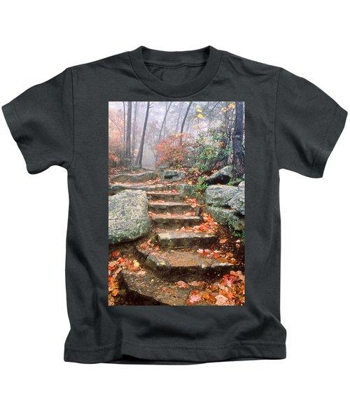 Steps Cloudland Canyon Kids T-Shirt