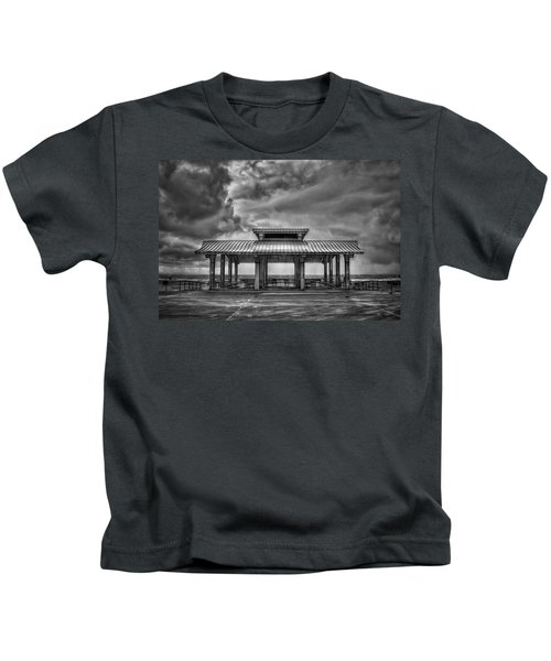 Storm Before The Calm Kids T-Shirt