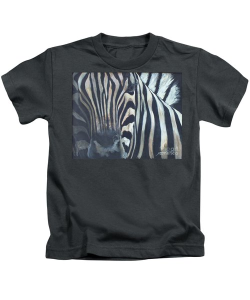 Stripes...sold  Kids T-Shirt