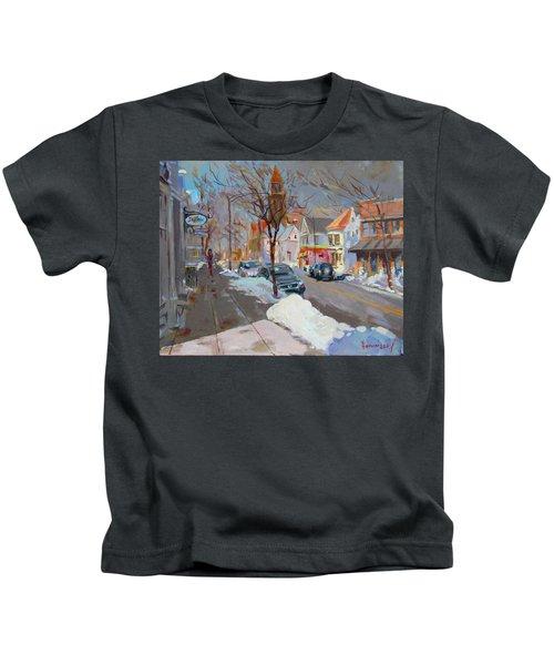 Sun N' Snow  Kids T-Shirt