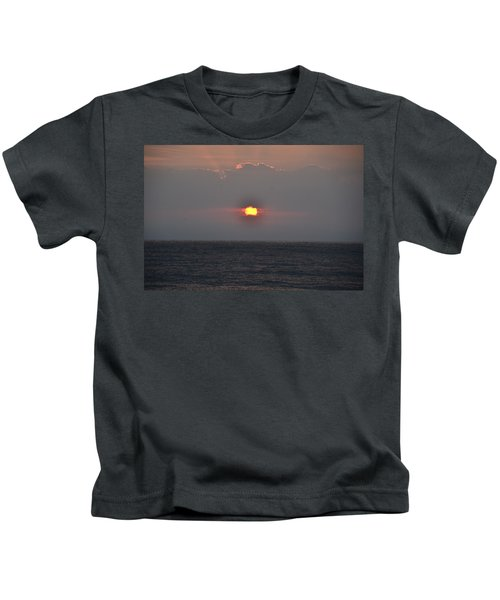 Sunrise In Melbourne Fla Kids T-Shirt