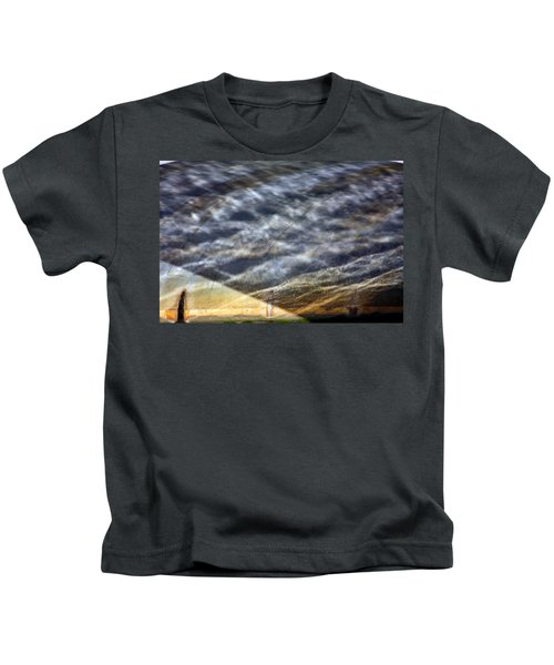 Thames Reflections Kids T-Shirt