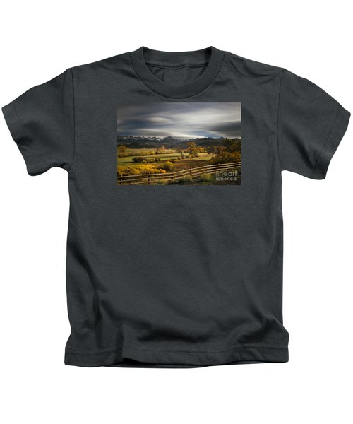 The Dallas Divide Kids T-Shirt