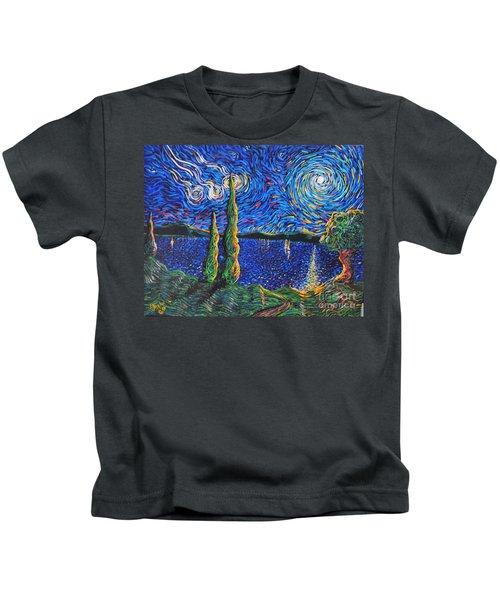 Three Wishes Kids T-Shirt