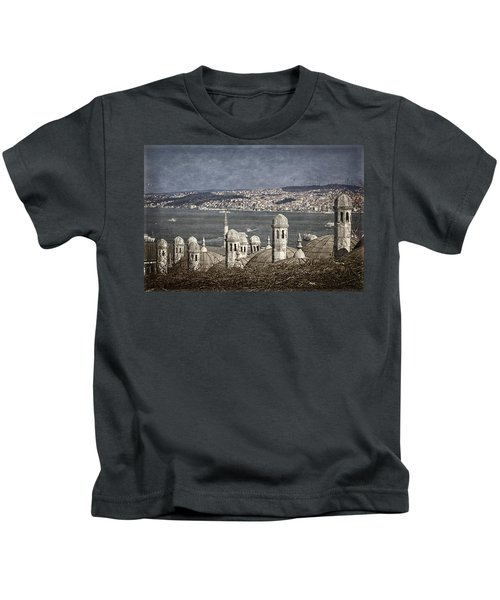 View From The Backyard Kids T-Shirt