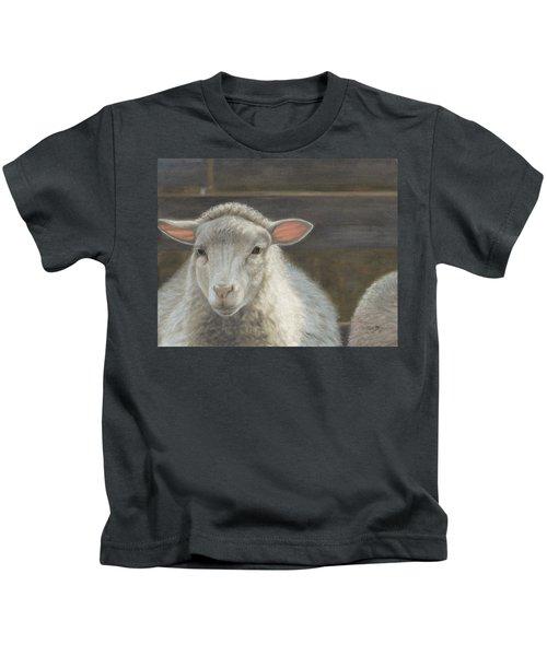 Waiting For The Shepherd Kids T-Shirt
