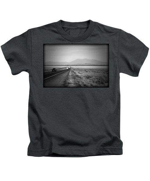 West To Flagstaff Kids T-Shirt