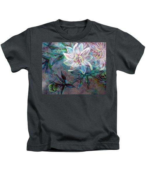 White Passion Kids T-Shirt