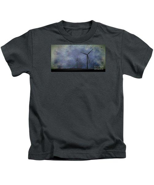 Windmills. Kids T-Shirt
