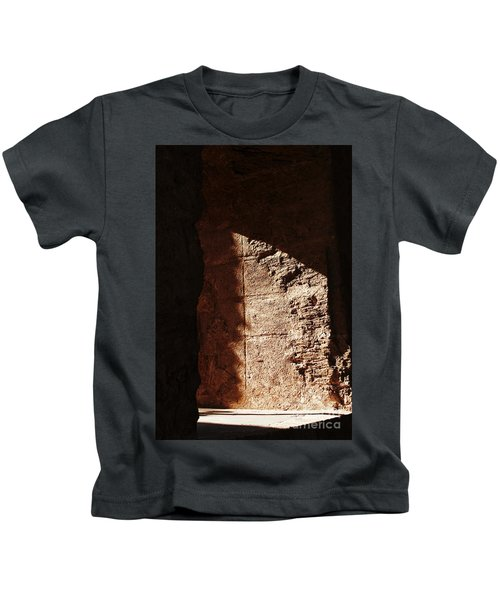 Window To The Shadows Kids T-Shirt