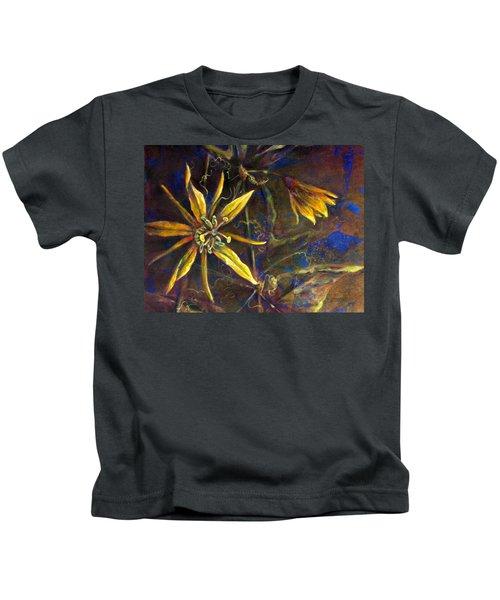 Yellow Passion Kids T-Shirt