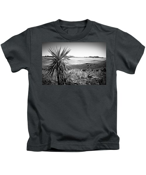 Yucca With A View Kids T-Shirt