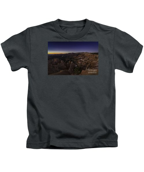 Bryce Amphitheater  Kids T-Shirt
