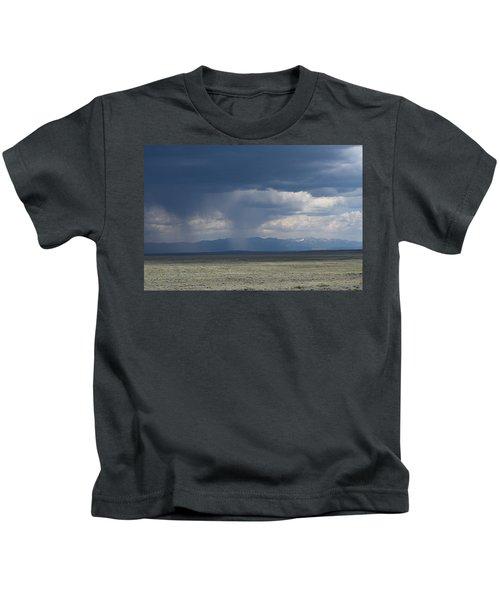 Storm Lake John Swa Walden Co Kids T-Shirt