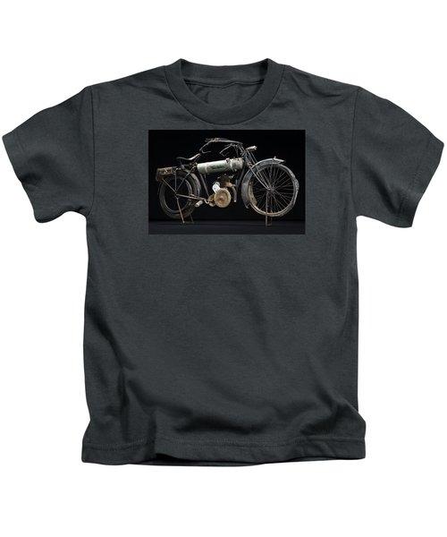 1917 Triumph Model H Kids T-Shirt