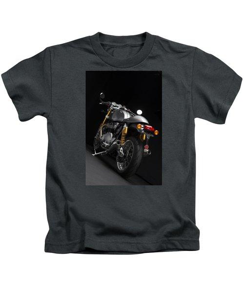 2016 Triumph Thruxton R Kids T-Shirt