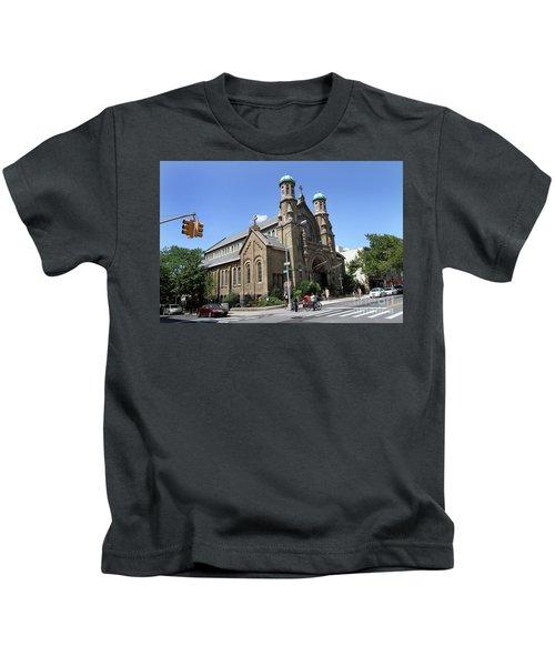 All Saints Episcopal Church Kids T-Shirt