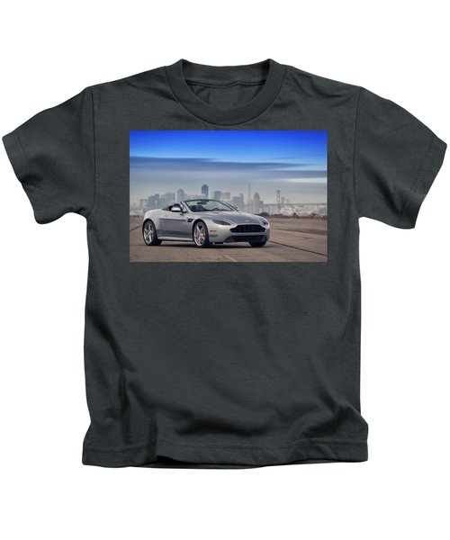 #astonmartin #print Kids T-Shirt